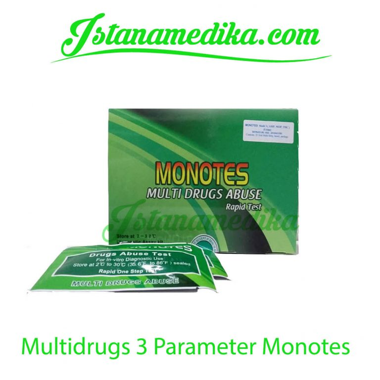 Multidrugs 3 Parameter Monotes