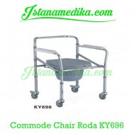 Commode Chair Roda KY696