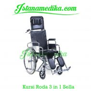 Kursi Roda 3 in 1 Sella