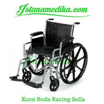 Kursi Roda Racing Sella