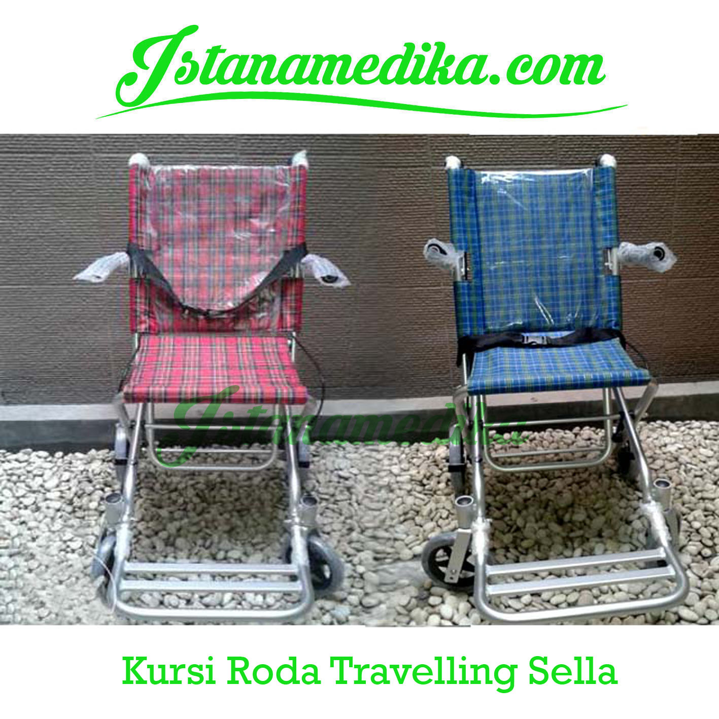 Kursi Roda Travelling Sella