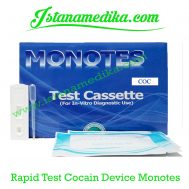 Rapid Test Cocain Device Monotes