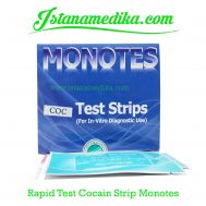 Rapid Test Cocain Strip Monotes