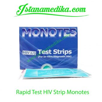 Rapid Test HIV Strip Monotes