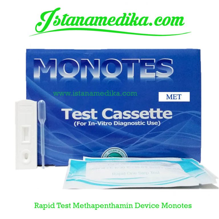 Rapid Test Methapenthamin Device Monotes