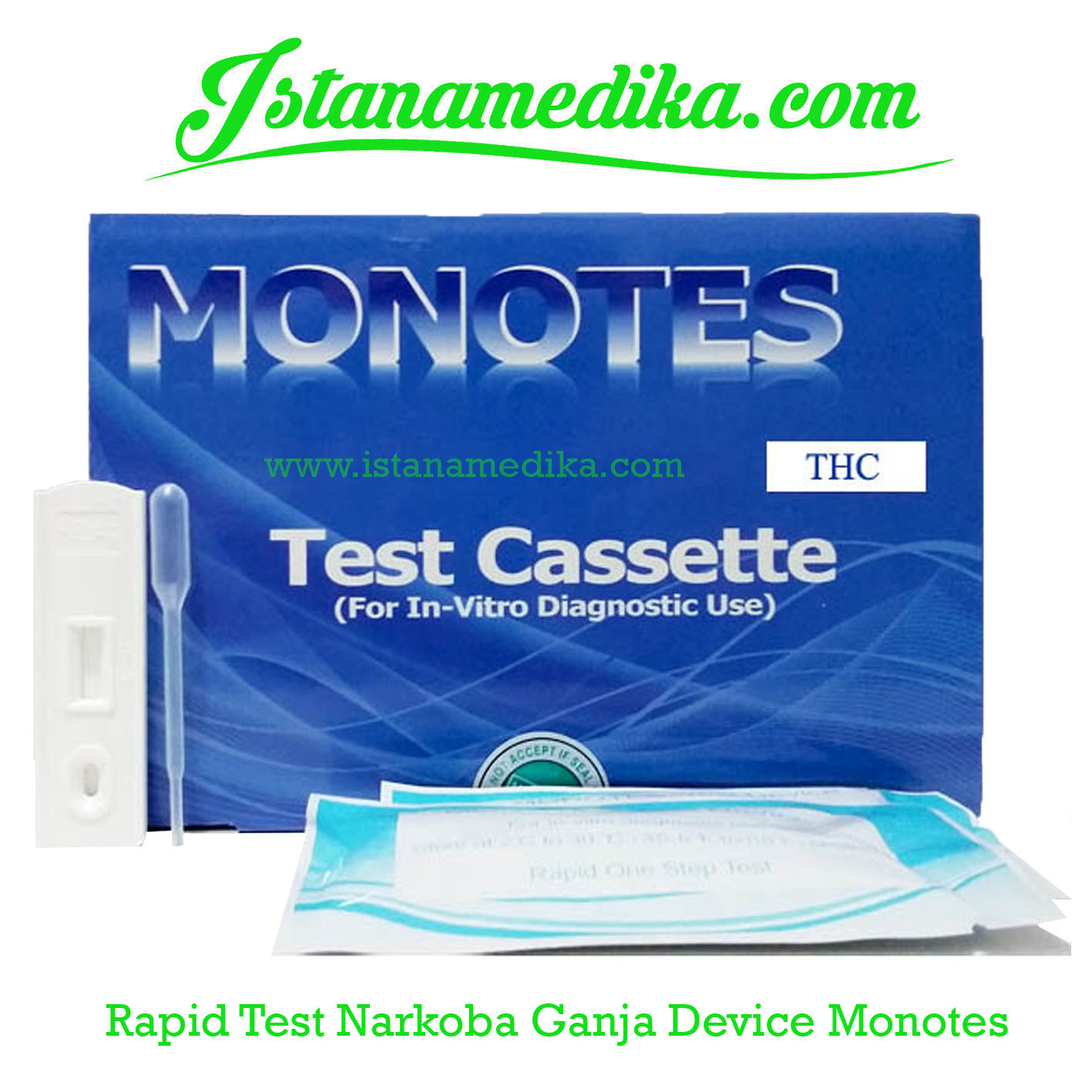 Rapid Test Ganja Device Monotes