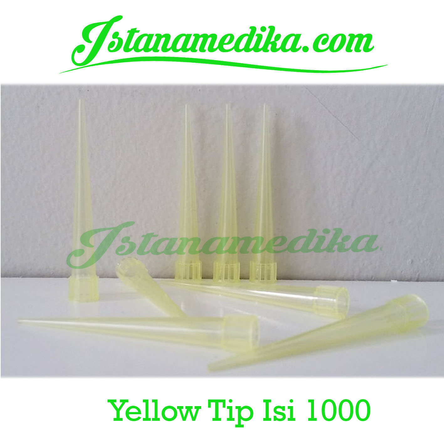Yellow Tip Isi 1000