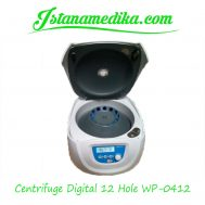 Centrifuge Semi Digital DM-0412S
