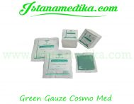 Green Gauze Cosmo Med