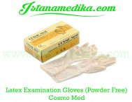 Latex Examination Gloves (Powder Free)