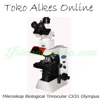 Mikroskop Biological Trinocular CX31 Olympus