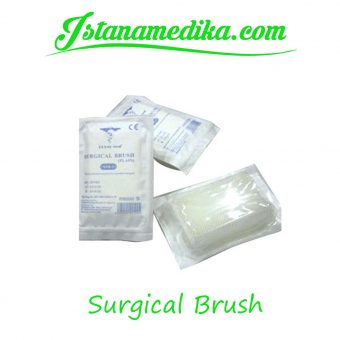SURGICAL BRUSH COSMO MED