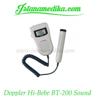 Doppler Hi-Bebe BT-200 Sound