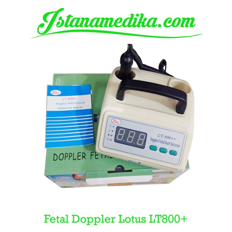 Fetal Doppler Lotus LT800+