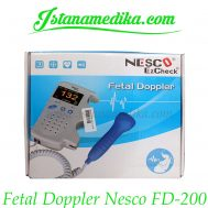 Fetal Doppler Nesco FD200