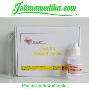 Test Kit Methanil Yellow Chemkit