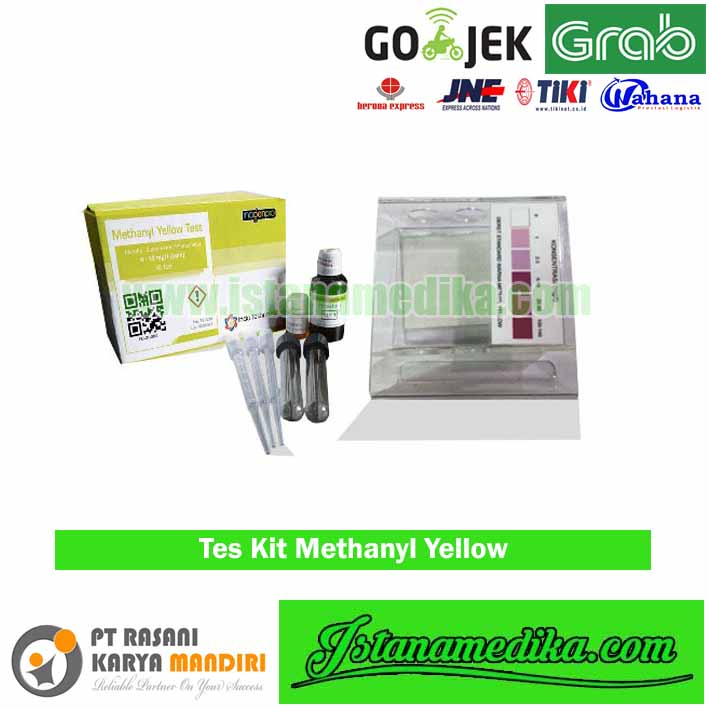 Test Kit Methanyl Yellow InagenPro
