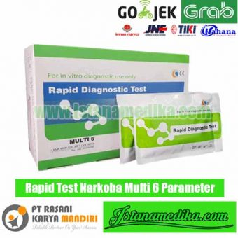 Rapid Test Narkoba Multi 6 Parameter Orient Gene
